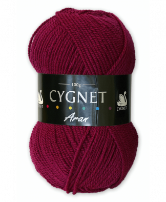 Cygnet Aran - All Colours