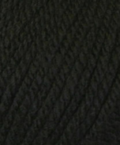 Cygnet Aran - Black (217) - 100g