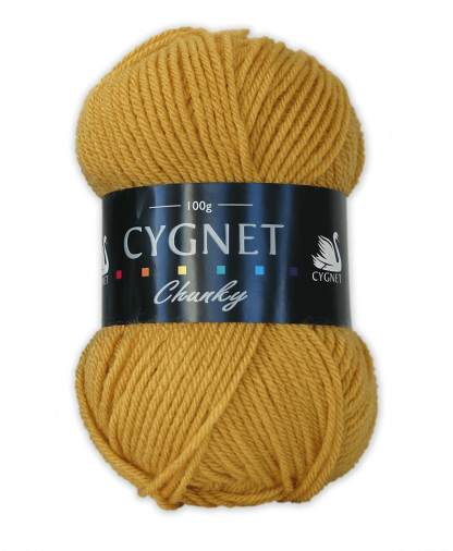 Cygnet Chunky - All Colours
