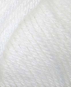 Cygnet Chunky - White (208) - 100g