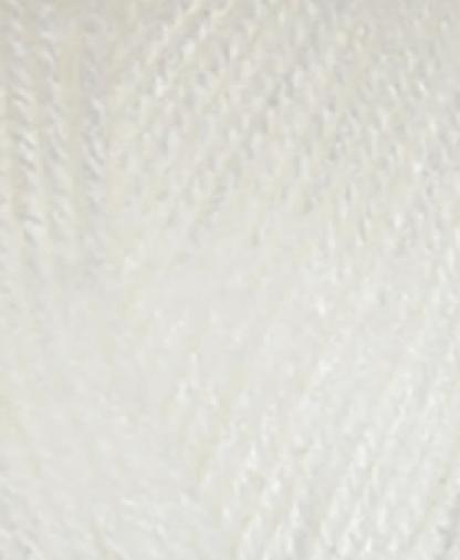 Cygnet DK - White (208) - 100g