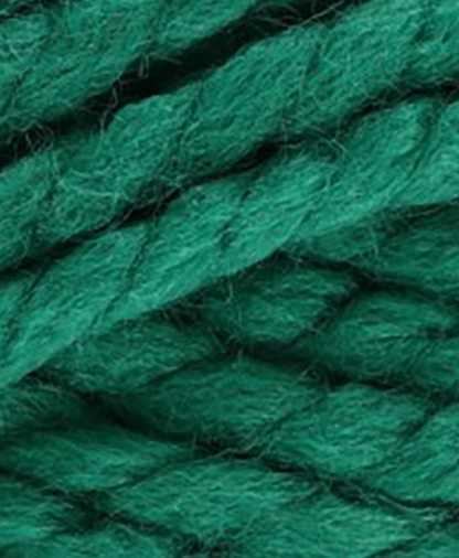 Cygnet Seriously Chunky - Emerald (377) - 100g