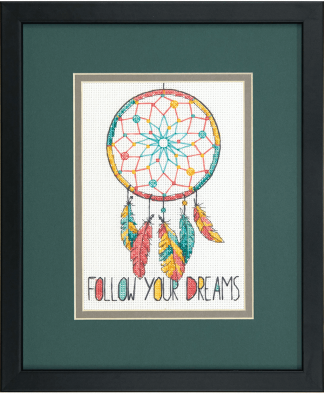 Dimenstions Cross Stitch Kit (D70-65158) - Dreamcatcher