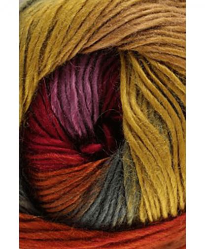 Red Heart Boutique Unforgettable - Flowerfield (03968) - 100g