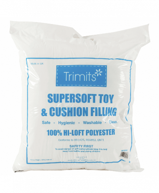 Trimits - Supersoft Toy and Cushion Filling (MTF500) - 500g