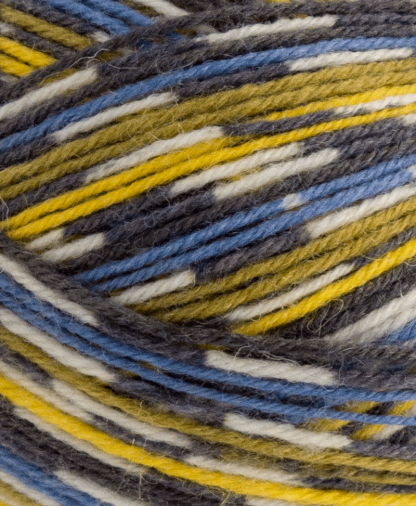 West Yorkshire Spinners Signature 4 Ply - Blue Tit (818) - 100g