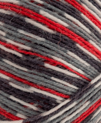 West Yorkshire Spinners Signature 4 Ply - Bull Finch (861) - 100g