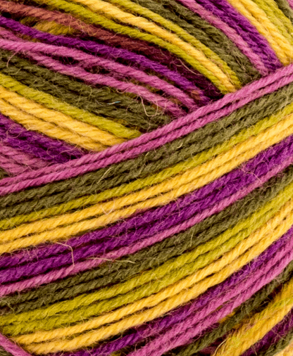 West Yorkshire Spinners Signature 4 Ply - Passionfruit Cooler (811) - 100g