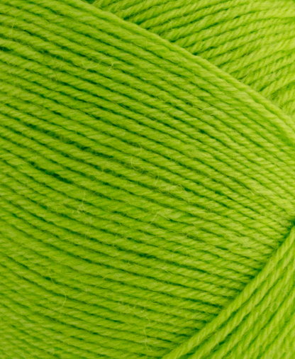 West Yorkshire Spinners Signature 4 Ply - Sour Apple (390) - 100g