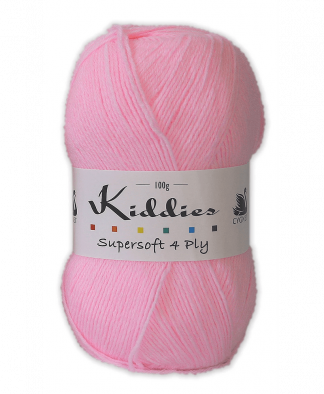 Cygnet Kiddies Supersoft 4 Ply