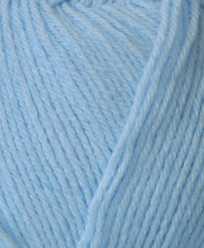Cygnet Kiddies Supersoft 4 Ply - Baby Blue (258) - 100g