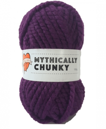 Cygnet Mythically Chunky - 100g