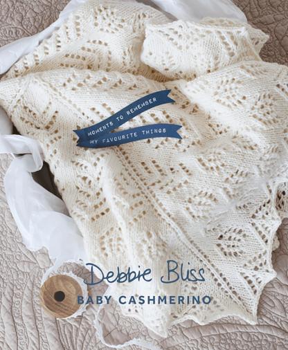 Debbie Bliss Baby Cashmerino - Blanket (DB015)