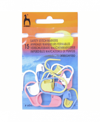 Pony - Safety Stitch Markers (P60674)