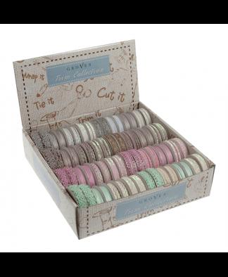 Groves Trim Collection - Pastel Wedding Ribbon (GTC097)