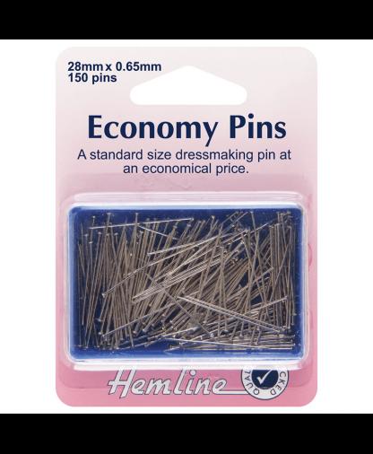 Hemline Economy Pins (H670)