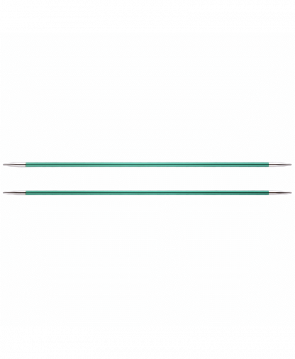 KnitPro Double Pointed Knitting Needles - Zing 15cm - 3.25mm