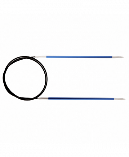 Knit Pro Fixed Circular Knitting Needles - Zing 80cm - 2.75mm (KP47124)