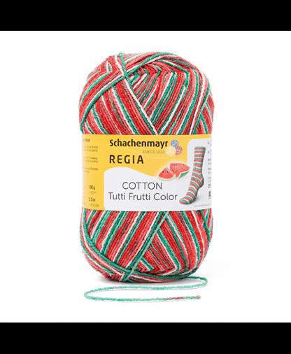 Regia - Cotton Tutti Frutti Color 4 Ply