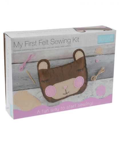 Trimits - My First Felt Sewing Kit (CF207)