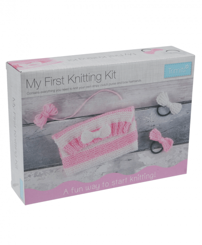 Trimits - My First Knitting Kit (CF127)