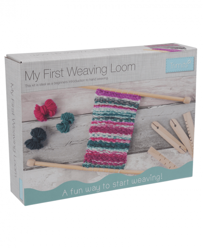 Trimits - My First Weaving Loom Kit (CF208)