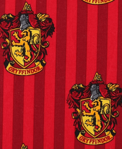 The Craft Cotton Co - Harry Potter Fabric - Gryffindor