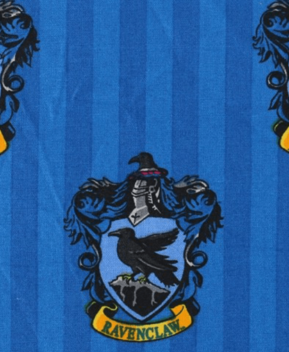 The Craft Cotton Co - Harry Potter Fabric - Ravenclaw