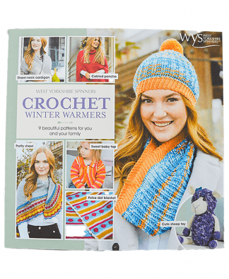 West Yorkshire Spinners - Crochet Winter Warmers Pattern Book