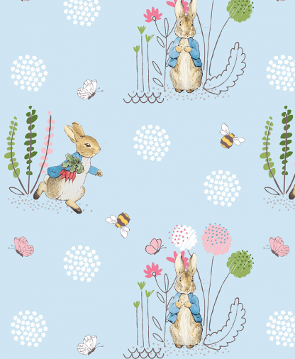 Craft Cotton Co - Peter Rabbit - Fabric Collection