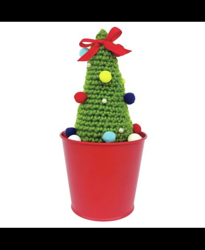 Groves - Christmas Tree Crochet Kit (GCK010)