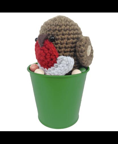 Groves Robin Crochet Kit (GCK011)