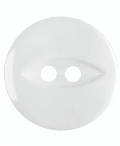 Round Fisheye Button - 26 Lignes (16mm) - Clear (G033926_1)