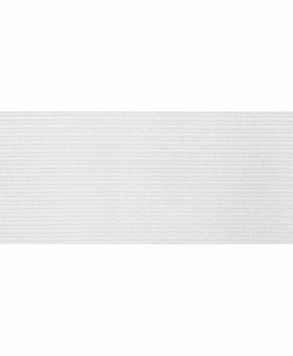 Groves Woven Elastic - 25mm - White (GBE25\WHT)