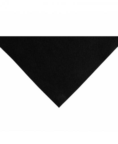 Trimits Acrylic Felt - 23cm x 30cm - Black (AF01\20)