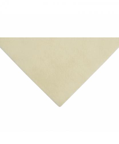Trimits Acrylic Felt - 23cm x 30cm - Cream (AF01\27)
