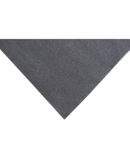 Trimits Acrylic Felt - 23cm x 30cm - Grey (AF01\43)
