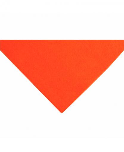Trimits Acrylic Felt - 23cm x 30cm - Orange (AF01\17)