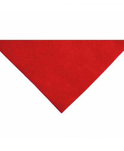 Trimits Acrylic Felt - 23cm x 30cm - Oriental Red (AF01\19)