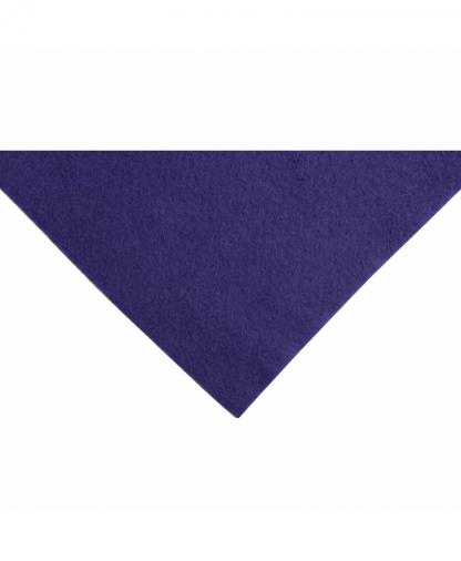 Trimits Acrylic Felt - 23cm x 30cm - Purple (AF01\23)