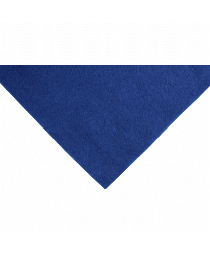 Trimits Acrylic Felt - 23cm x 30cm - Royal Blue (AF01\45)