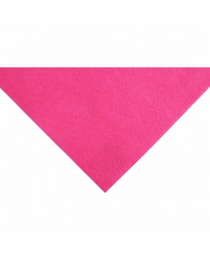 Trimits Acrylic Felt - 23cm x 30cm - Shocking Pink (AF01\05)