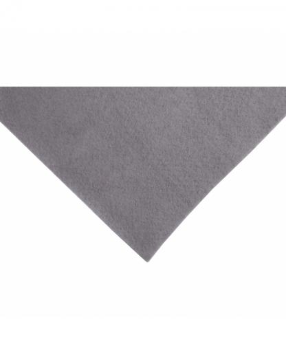 Trimits Acrylic Felt - 23cm x 30cm - Silver Grey (AF01\24)