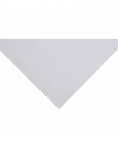 Trimits Acrylic Felt - 23cm x 30cm - White (AF01\01)