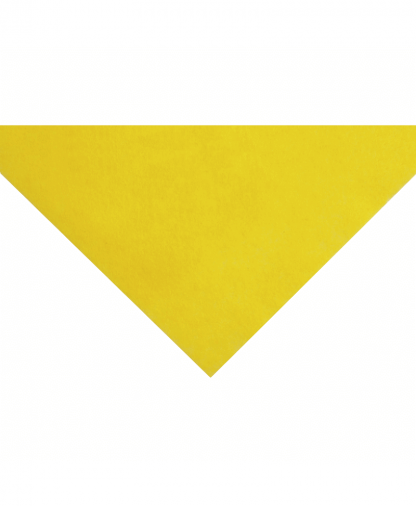 Trimits Acrylic Felt - 23cm x 30cm - Yellow (AF01\04)