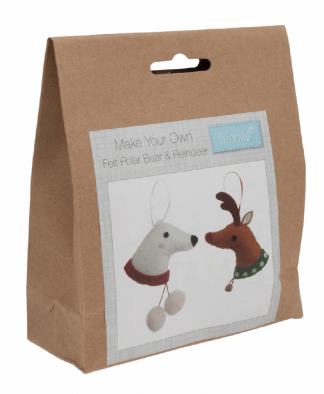 Trimits - Make Your Own - Felt Decoration Kit