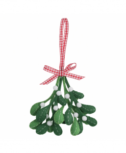 Trimits - Make Your Own Felt Decoration Kit - Mistletoe (GCK074)