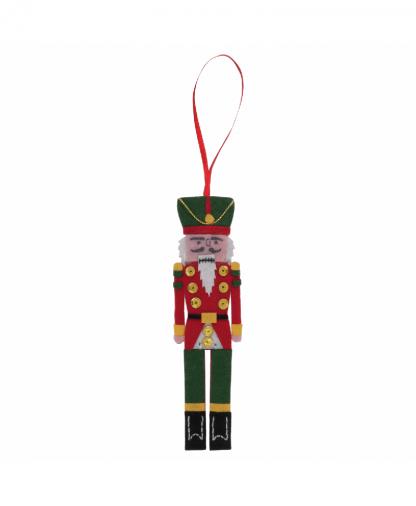 Trimits - Make Your Own Felt Decoration Kit - Nutcracker (GCK039)