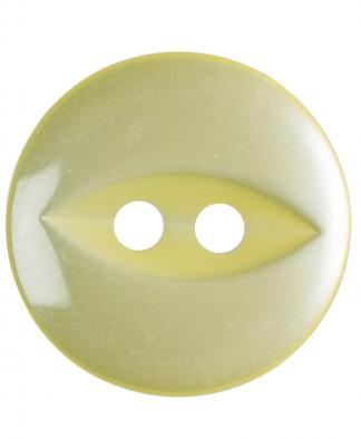Round Fisheye Button - 22 Lignes (14mm)