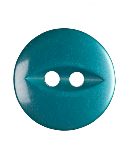 Round Fisheye Button - 22 Lignes (14mm) - Jade (G033922_25)
